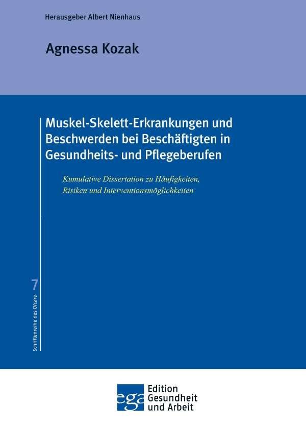 Muskel-Skelett-Erkrankungen und Beschwerden bei Beschäftigten in ...