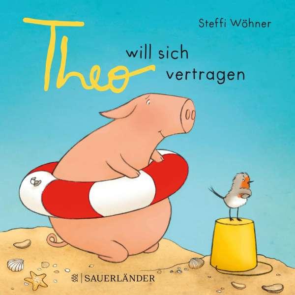 Theo Will Sich Vertragen Steffi Wöhner Buch Jpc
