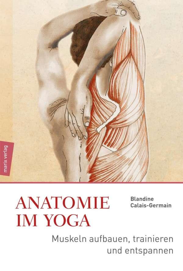 Anatomie des Yoga - Blandine Calais-Germain (Buch) – jpc
