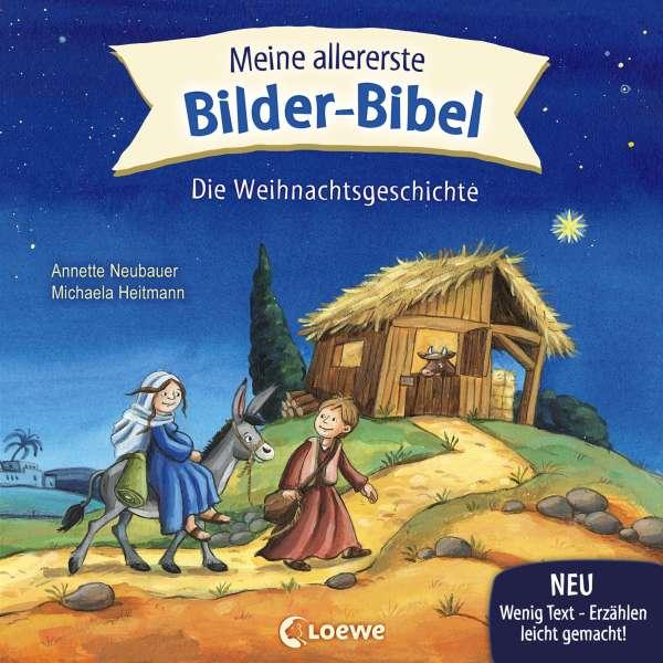 Weihnachtsgeschichte Bibel