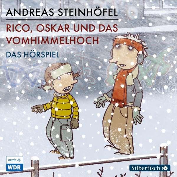 andreas steinhfel rico oskar 4 rico oskar und das vomhimmelhoch das hrspiel - Andreas Steinhofel Lebenslauf