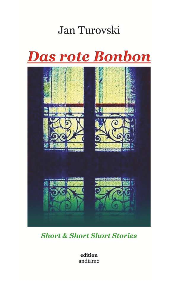 Das rote Bonbon - Jan Turovski (Buch) – jpc