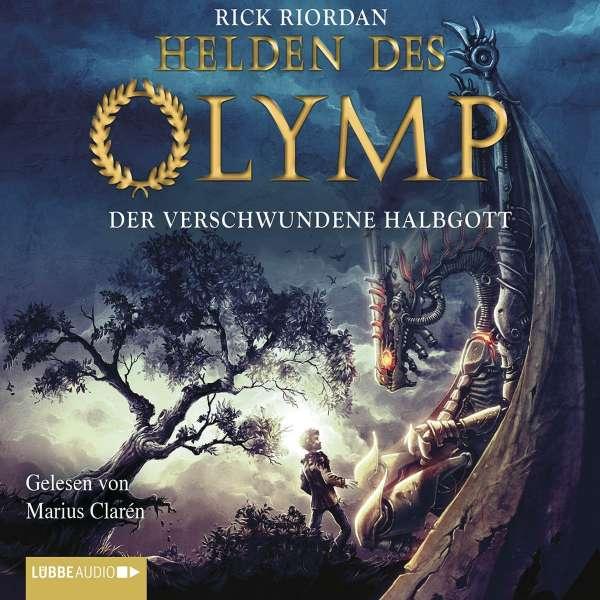 Rick Riordan Helden Des Olymp Der Verschwundene