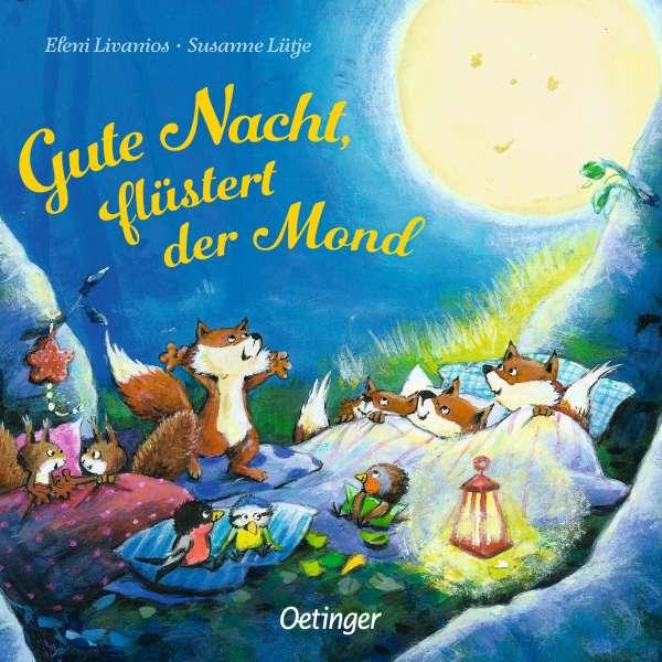Gute Nacht Flustert Der Mond Susanne Lutje Buch Jpc