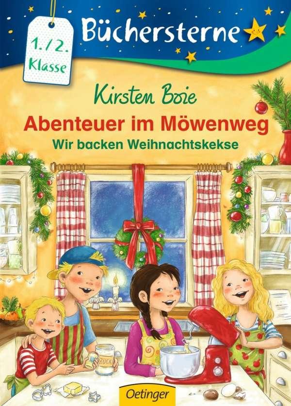 Weihnachtskekse Buch.Kirsten Boie Abenteuer Im Möwenweg