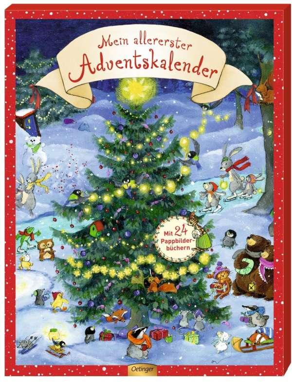 Paul Maar: Mein allererster Adventskalender