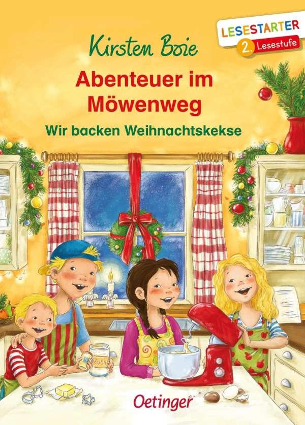 Weihnachtskekse Preise 2019.Kirsten Boie Abenteuer Im Möwenweg