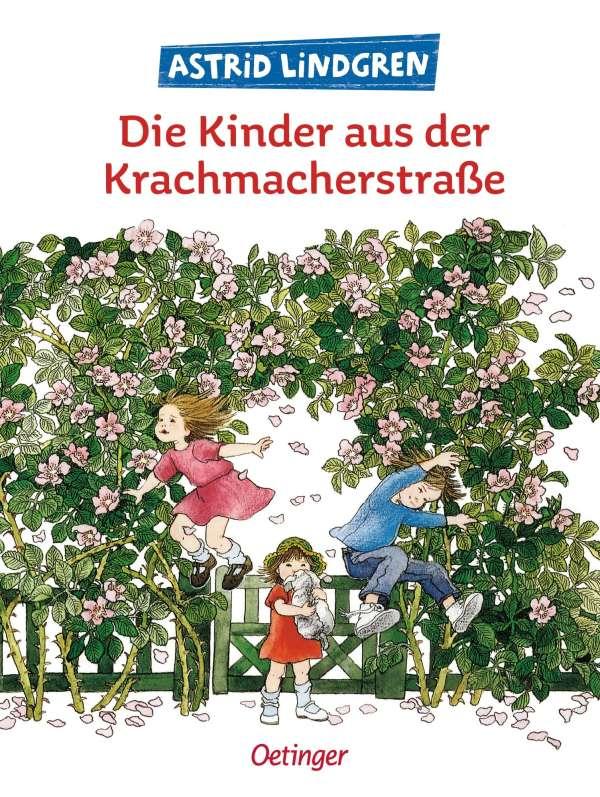 Die Kinder aus der Krachmacherstrasse - Astrid Lindgren (Buch) – jpc