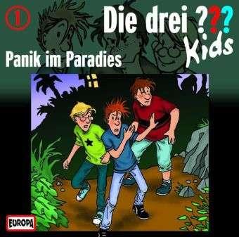 ulf blanck die drei kids 01 panik im paradies drei fragezeichen cd jpc. Black Bedroom Furniture Sets. Home Design Ideas