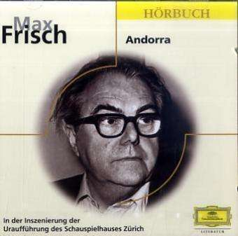 max frisch andorra 2 cds cd jpc. Black Bedroom Furniture Sets. Home Design Ideas