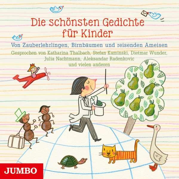 Atemberaubend Die Schönsten Gedichte Für Kinder (CD) – jpc @XG_19