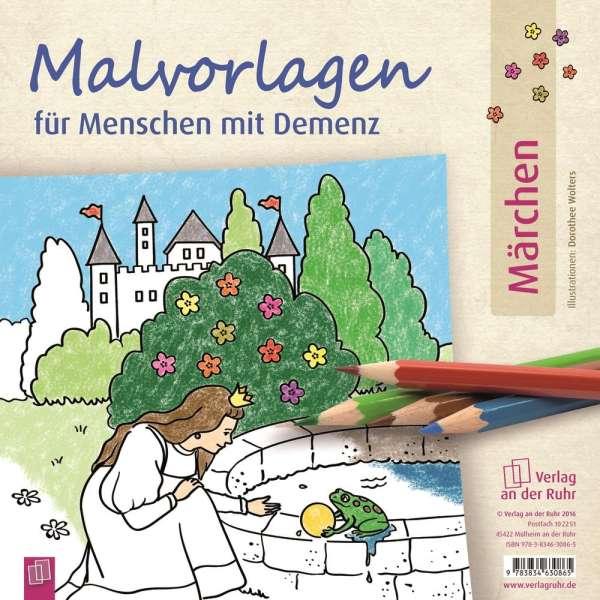 Malvorlagen Für Menschen Mit Demenz Märchen Buch Jpc