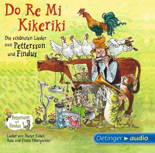 Do Re Mi Kikeriki Lieder Von Pettersson Findus Cd Jpc
