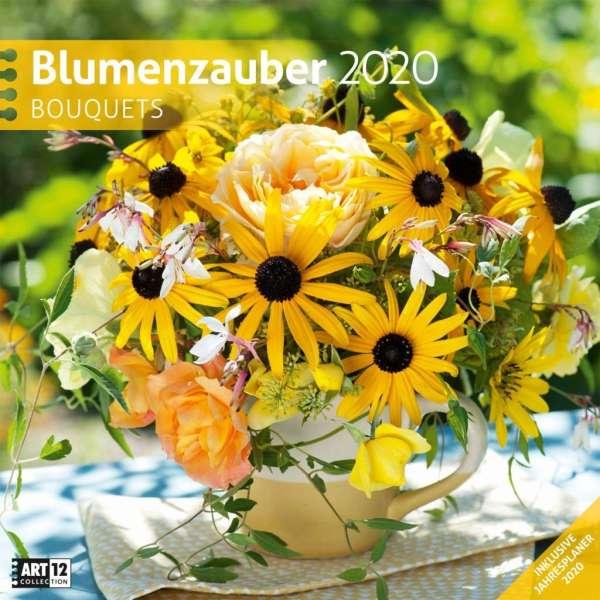 Blumensträuße 2020 Broschürenkalender