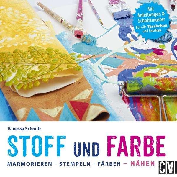 Stoff Färben stoff und farbe stoff und farbe marmorieren stempeln färben
