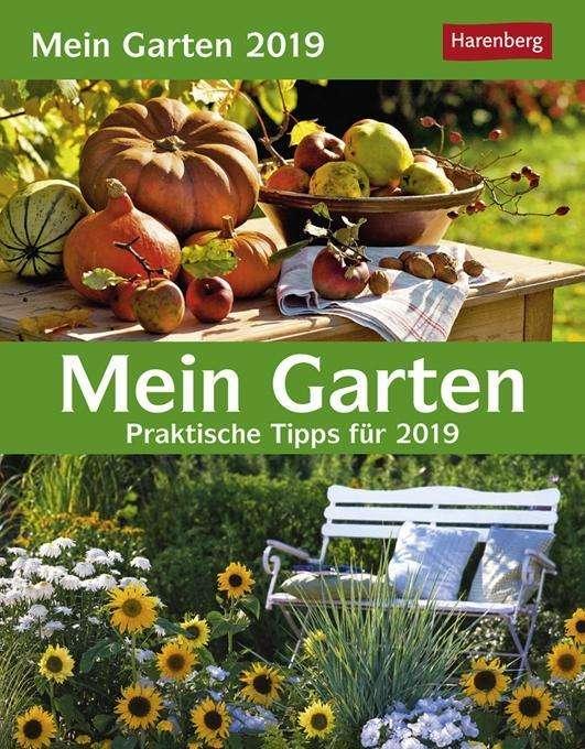 Ulrich Thimm: Mein Garten 2019, Kalender