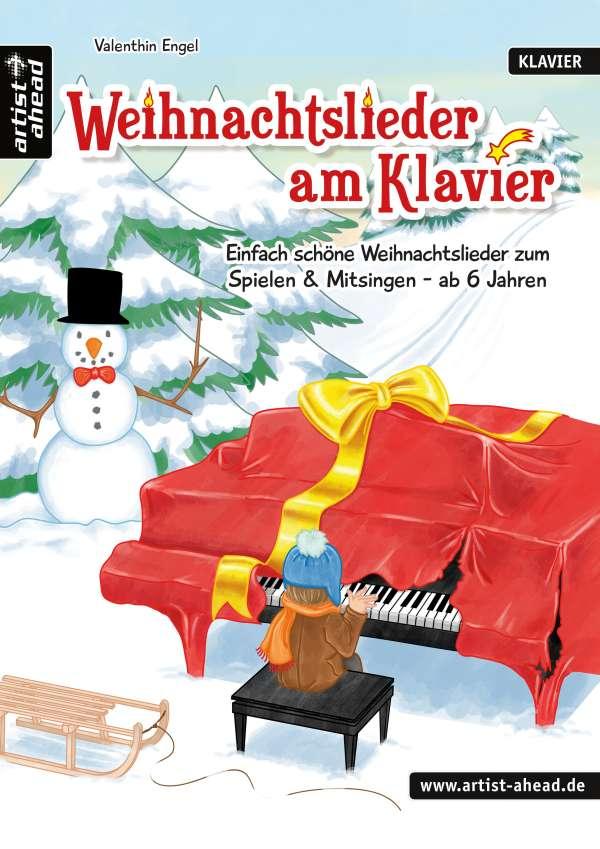Valenthin Engel: Weihnachtslieder am Klavier (Noten) – jpc