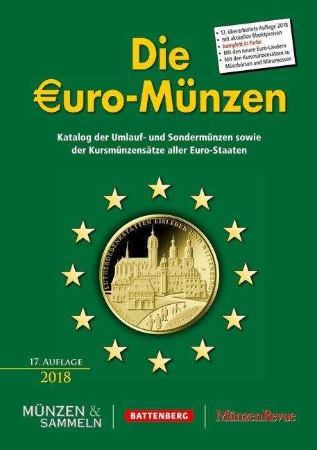 Die Euro Münzen Buch Jpc