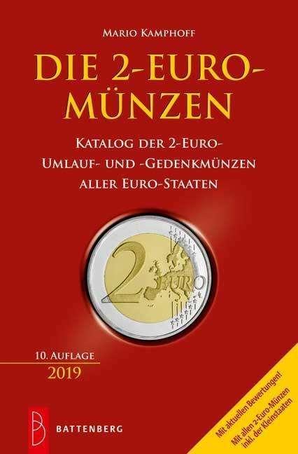 Die 2 Euro Münzen Mario Kamphoff Buch Jpc