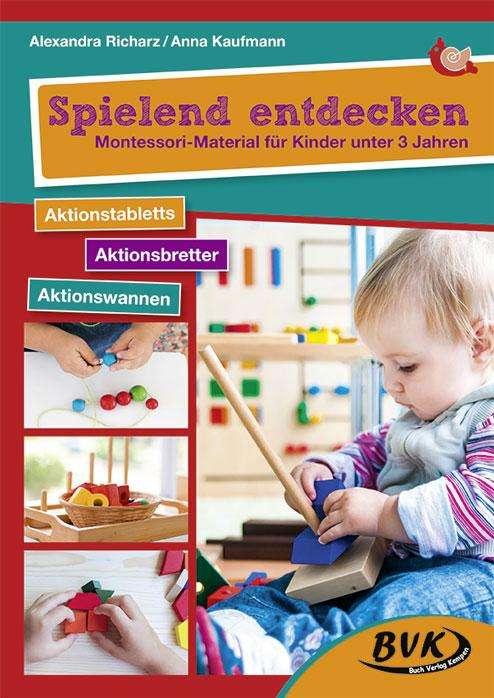 spielend entdecken  montessorimaterial für kinder unter