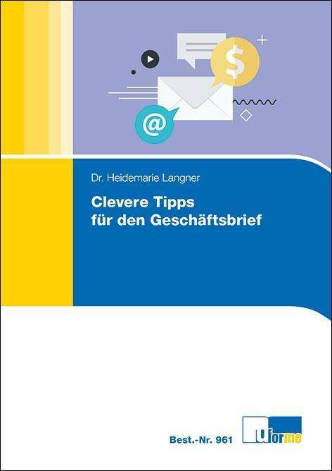 Clevere Tipps Für Den Geschäftsbrief Heidemarie Langner Buch Jpc