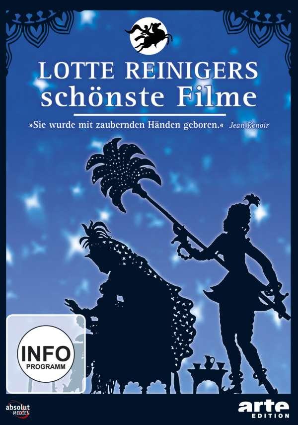 Lotte Reinigers schönste Filme (DVD) - jpc