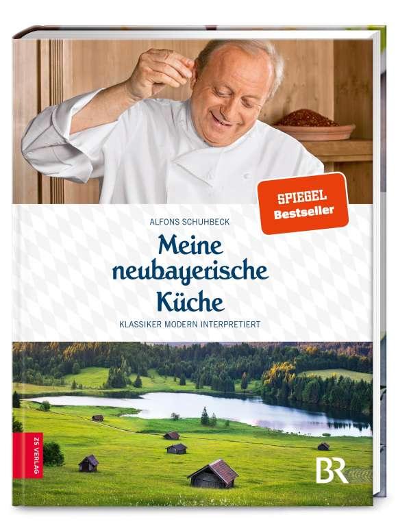 Meine neubayerische Küche - Alfons Schuhbeck (Buch) – jpc