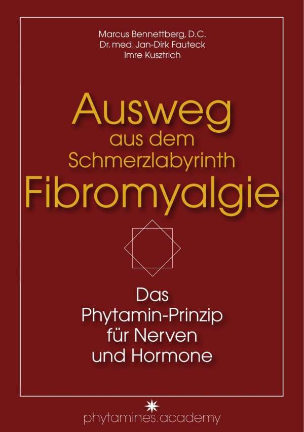 Ausweg aus dem Schmerzlabyrinth Fibromyalgie - Marcus Bennettberg ...