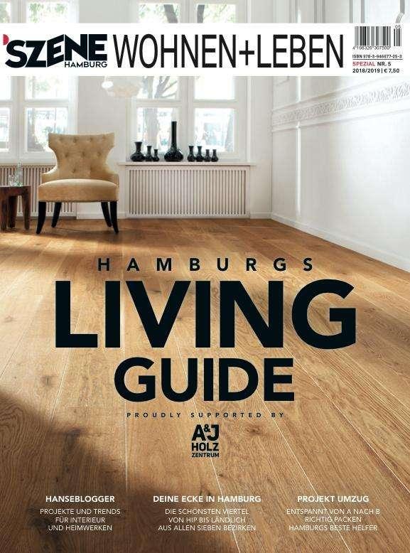 Szene Hamburg Wohnen Leben 20182019 Buch Jpc