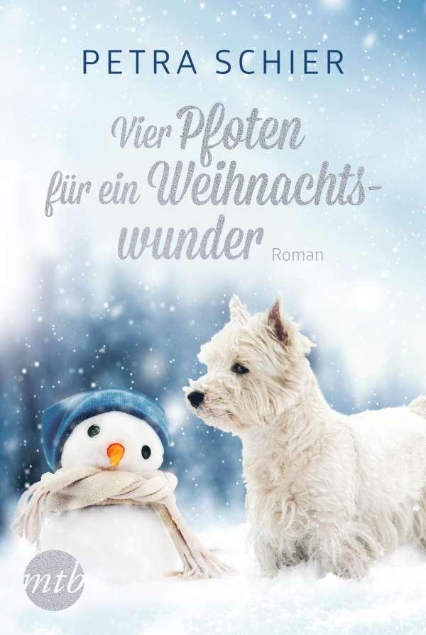 Vier Pfoten für ein Weihnachtswunder - Petra Schier (Buch) – jpc