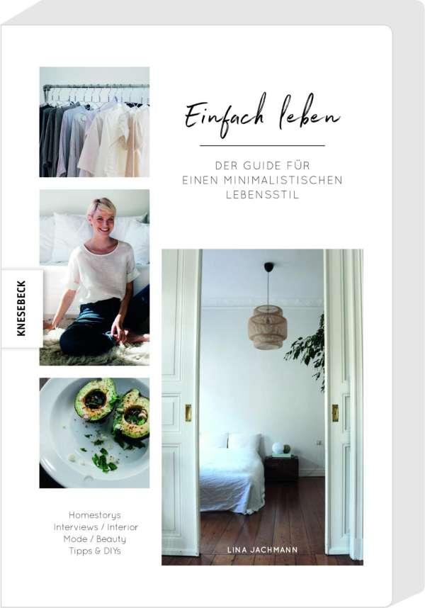 Lina Jachmann: Einfach Leben, Buch