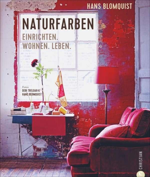 Naturfarben Hans Blomquist Buch Jpc