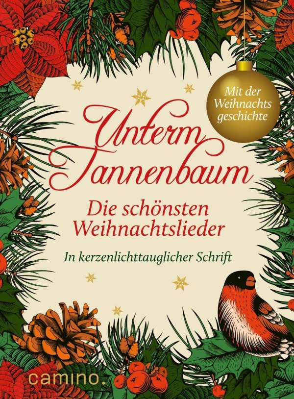 Tannenbaum Buch.Unterm Tannenbaum