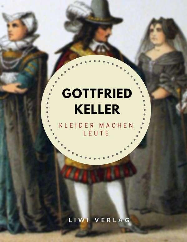Kleider Machen Leute Gottfried Keller Buch Jpc