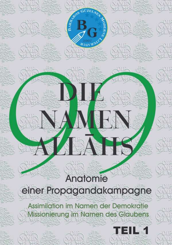 Die 99 Namen Allahs - Barbaros Güzelses (Buch) – jpc