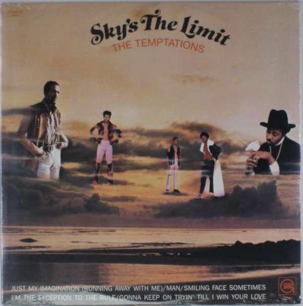 The Temptations Sky S The Limit Lp Jpc