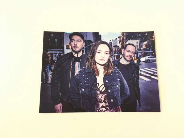 Chvrches Love Is Dead Limited Edition Inkl Signierte