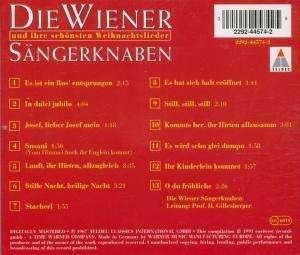 Weihnachtslieder Cd.Wiener Sängerknaben Weihnachtslieder