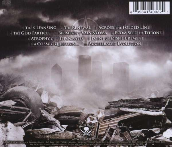 Allegaeon: Fragments Of Form & Function (CD) – jpc