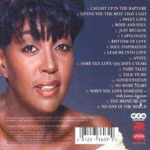 Anita Baker Sweet Love The Very Best Of Anita Baker Cd