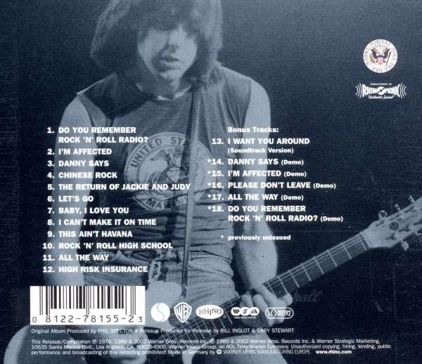 Ramones End Of The Century Cd Jpc