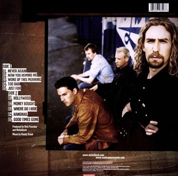 Nickelback Silver Side Up Lp Jpc