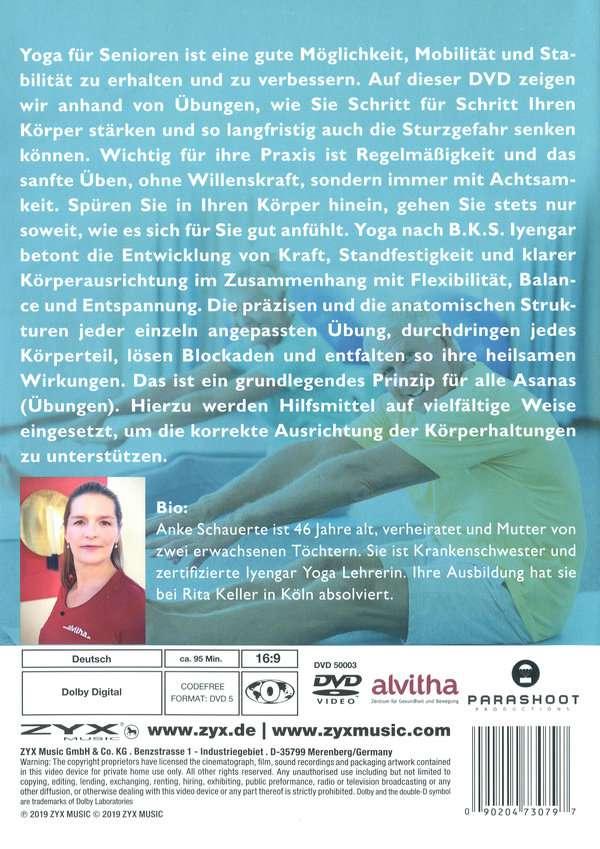 Senioren Yoga Dvd Jpc