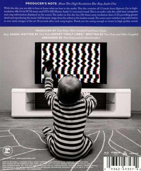 Tom Petty Hypnotic Eye Blu Ray Audio Jpc