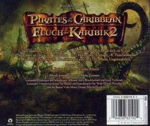 Filmmusik Pirates Of The Caribbean