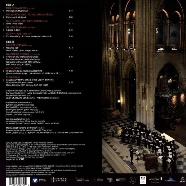 Maitrise Notre-Dame de Paris - Notre-Dame, Cathedrale d ...
