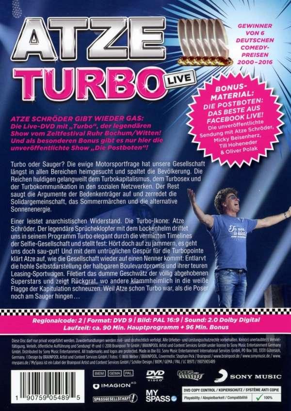 Atze Schröder Turbo