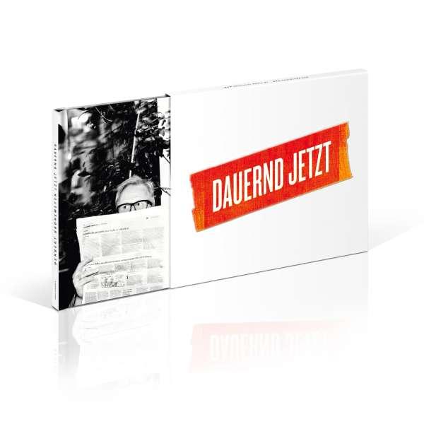 Herbert Grönemeyer: Dauernd Jetzt (Limited Deluxe Edition ...