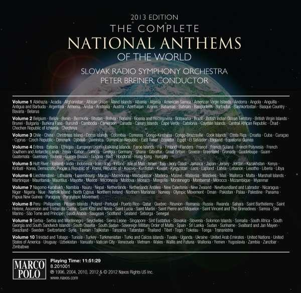 Various Anthems 2