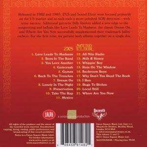 Nazareth 2 Xs Sound Elixir Cd Jpc